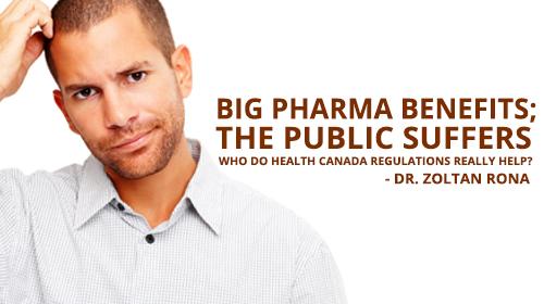 Dr Rona Feb 18 2015 Big Pharma 500 x 280