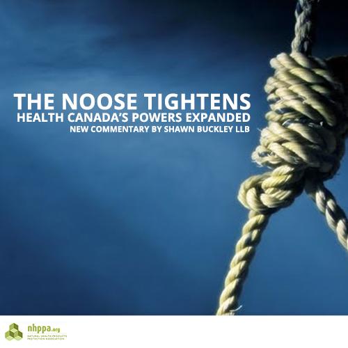 The Noose Tightens Website 500 x 500