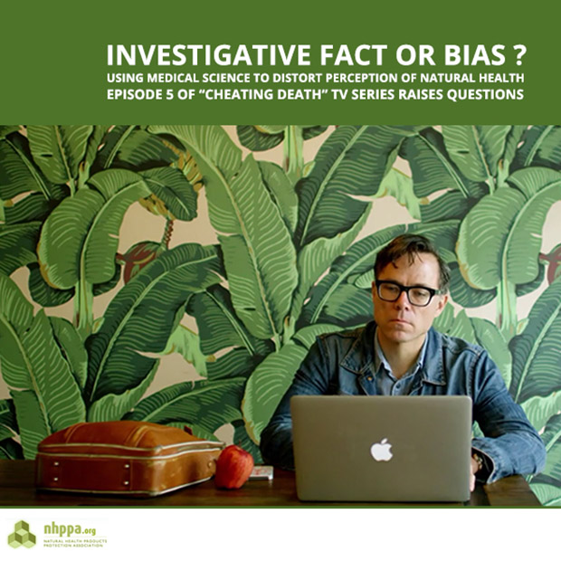 Investigative Fact or Bias? | A User's Guide to Cheating Death
