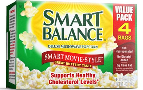 Smart Balance Popcorn