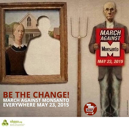 March Against Monsanto May 23 2015 500 x 500