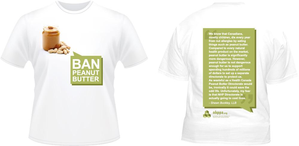Ban Peanut Butter